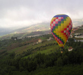 farsdagspresent luftballong
