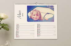 fotokalender present pappa