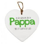 hjärta till pappa